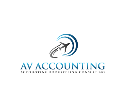 Av Accounting A Logo, Monogram, or Icon  Draft # 278 by a2z28886