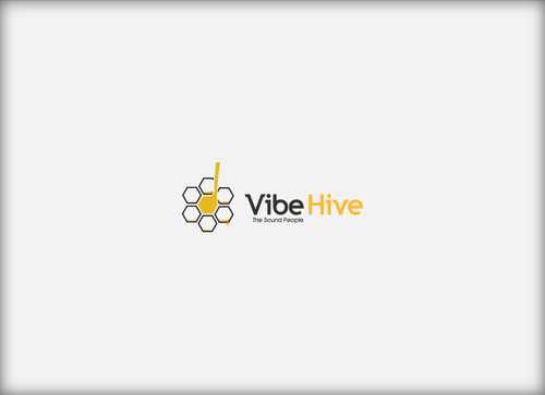 Vibe Hive A Logo, Monogram, or Icon  Draft # 11 by Stumbler