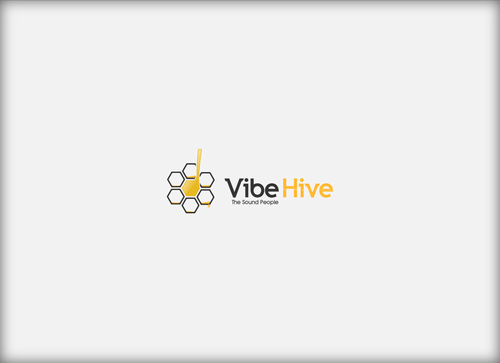 Vibe Hive A Logo, Monogram, or Icon  Draft # 12 by Stumbler