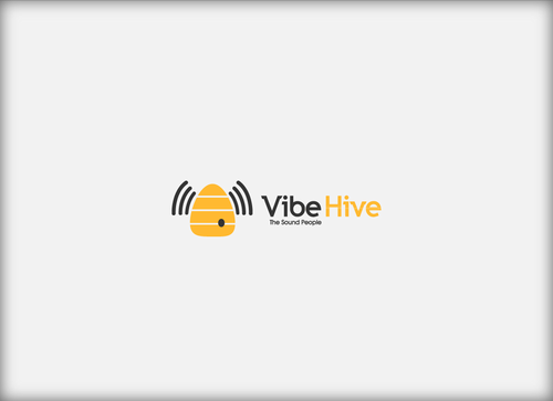 Vibe Hive A Logo, Monogram, or Icon  Draft # 13 by Stumbler