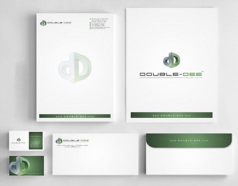 Double-Dee please refer to the concluded Logo Project Business Cards and Stationery  Draft # 211 by Deck86