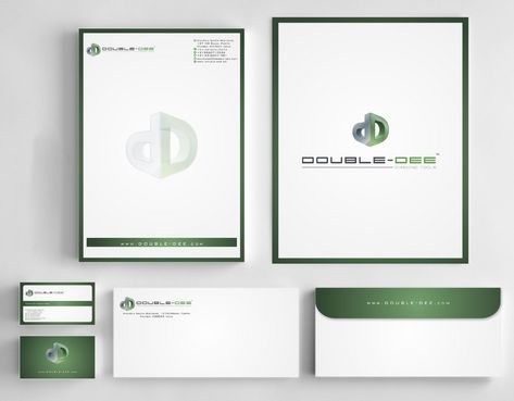 Double-Dee please refer to the concluded Logo Project Business Cards and Stationery  Draft # 222 by Deck86