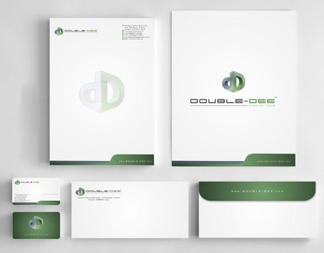 Double-Dee please refer to the concluded Logo Project Business Cards and Stationery  Draft # 230 by Deck86