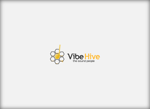 Vibe Hive Logo Winning Design by Stumbler