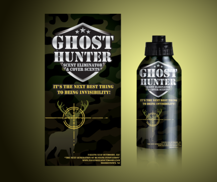 Ghost Hunter - Scent Eliminator & Cover Scent Formulas