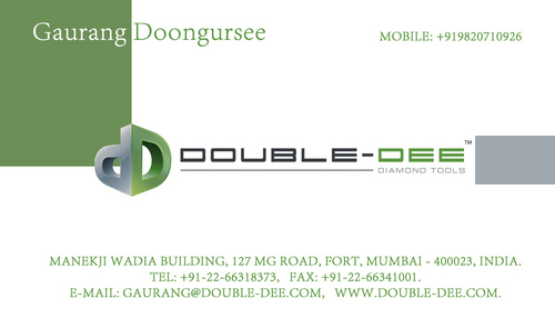 Double-Dee please refer to the concluded Logo Project Business Cards and Stationery  Draft # 303 by SnSworks