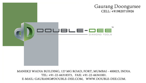 Double-Dee please refer to the concluded Logo Project Business Cards and Stationery  Draft # 304 by SnSworks