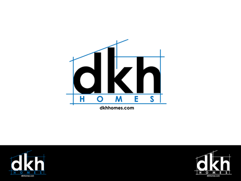dkh homes A Logo, Monogram, or Icon  Draft # 442 by inzdesign