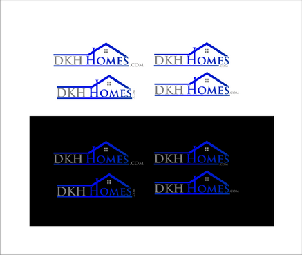 dkh homes A Logo, Monogram, or Icon  Draft # 455 by nhitb