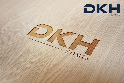 dkh homes A Logo, Monogram, or Icon  Draft # 506 by kingmaster