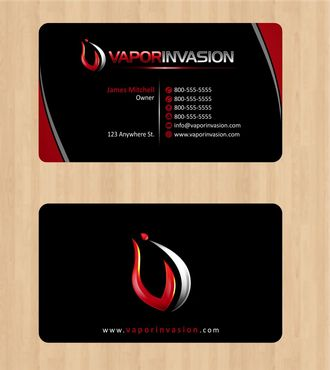 Using Apptech's Logo Business Cards and Stationery  Draft # 108 by Deck86