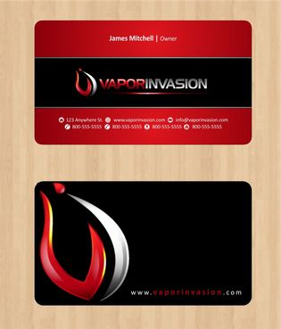 Using Apptech's Logo Business Cards and Stationery  Draft # 109 by Deck86