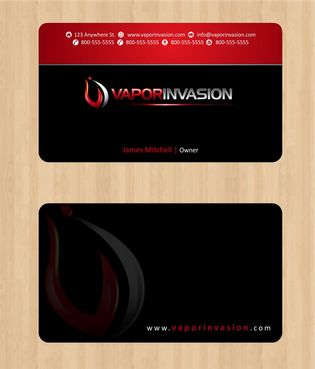 Using Apptech's Logo Business Cards and Stationery  Draft # 110 by Deck86