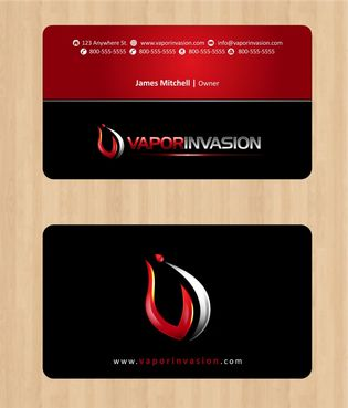 Using Apptech's Logo Business Cards and Stationery  Draft # 111 by Deck86