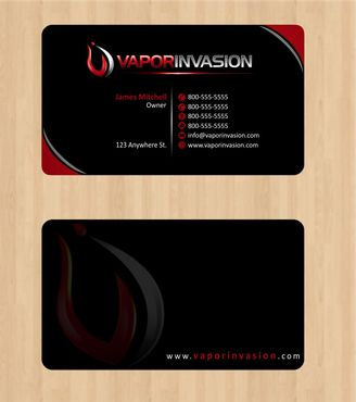 Using Apptech's Logo Business Cards and Stationery  Draft # 113 by Deck86
