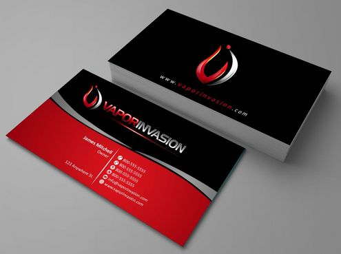 Using Apptech's Logo Business Cards and Stationery  Draft # 117 by Deck86