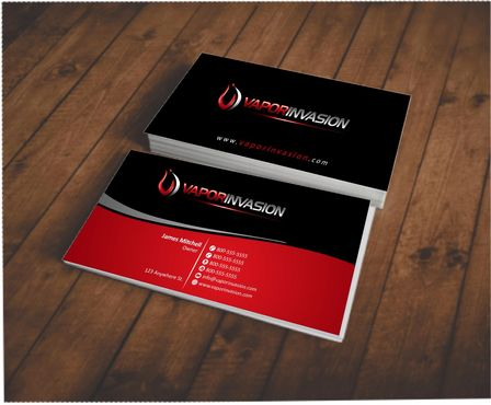 Using Apptech's Logo Business Cards and Stationery  Draft # 116 by Deck86