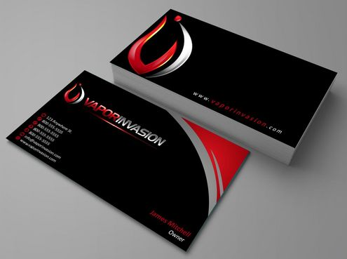 Using Apptech's Logo Business Cards and Stationery  Draft # 122 by Deck86