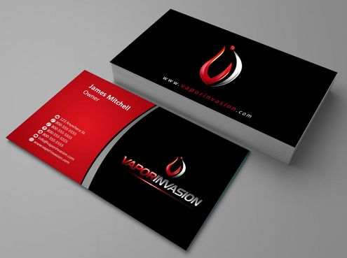Using Apptech's Logo Business Cards and Stationery  Draft # 124 by Deck86