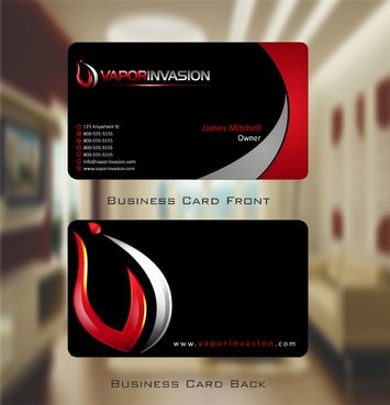 Using Apptech's Logo Business Cards and Stationery  Draft # 125 by Deck86