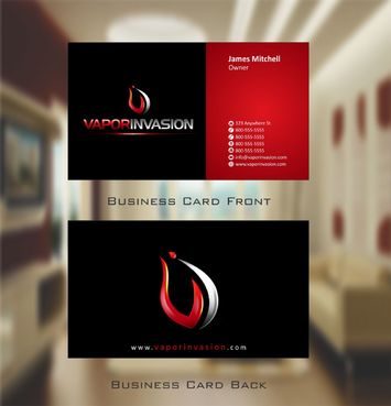 Using Apptech's Logo Business Cards and Stationery  Draft # 128 by Deck86
