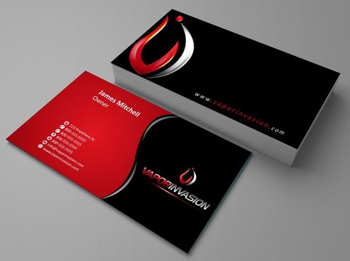 Using Apptech's Logo Business Cards and Stationery  Draft # 127 by Deck86