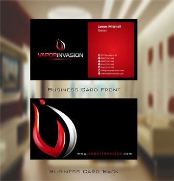 Using Apptech's Logo Business Cards and Stationery  Draft # 129 by Deck86