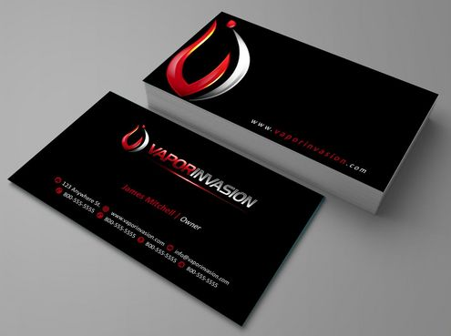 Using Apptech's Logo Business Cards and Stationery  Draft # 131 by Deck86