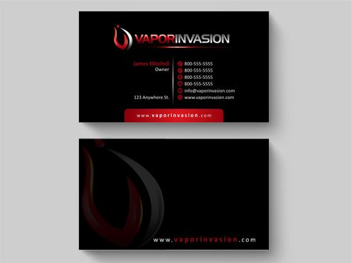 Using Apptech's Logo Business Cards and Stationery  Draft # 132 by Deck86