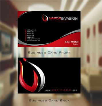 Using Apptech's Logo Business Cards and Stationery  Draft # 134 by Deck86