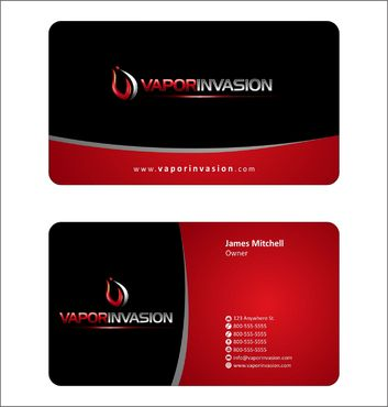 Using Apptech's Logo Business Cards and Stationery  Draft # 137 by Deck86