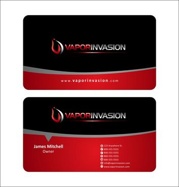 Using Apptech's Logo Business Cards and Stationery  Draft # 138 by Deck86