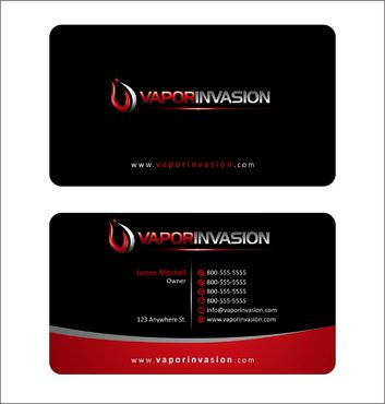 Using Apptech's Logo Business Cards and Stationery  Draft # 141 by Deck86