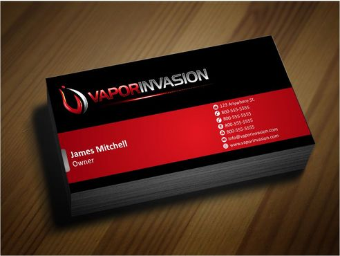 Using Apptech's Logo Business Cards and Stationery  Draft # 143 by Deck86