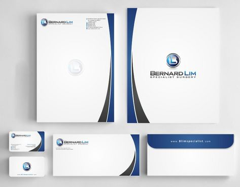Bernard Lim Specialist Surgery Business Cards and Stationery  Draft # 219 by Deck86