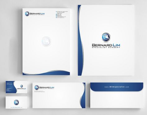 Bernard Lim Specialist Surgery Business Cards and Stationery  Draft # 221 by Deck86