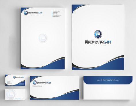 Bernard Lim Specialist Surgery Business Cards and Stationery  Draft # 227 by Deck86