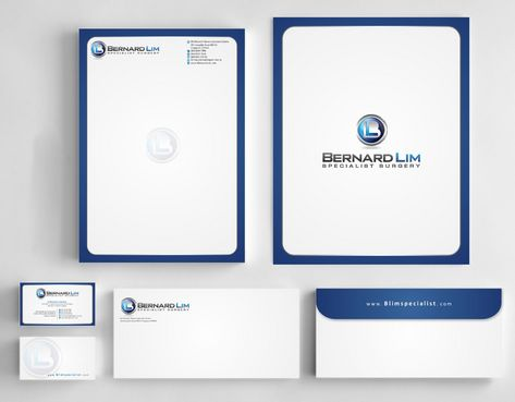 Bernard Lim Specialist Surgery Business Cards and Stationery  Draft # 234 by Deck86