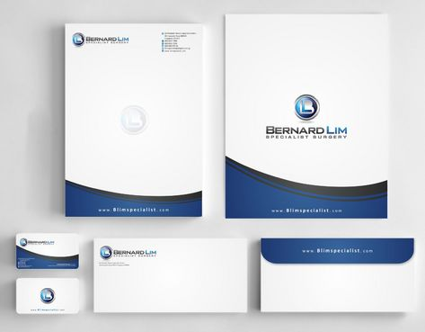 Bernard Lim Specialist Surgery Business Cards and Stationery  Draft # 238 by Deck86