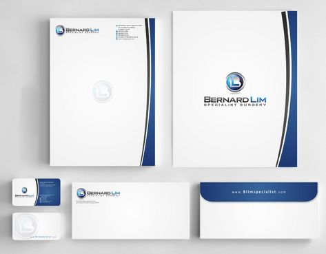 Bernard Lim Specialist Surgery Business Cards and Stationery  Draft # 239 by Deck86