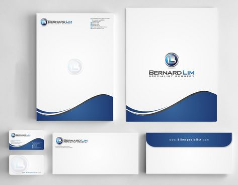 Bernard Lim Specialist Surgery Business Cards and Stationery  Draft # 242 by Deck86