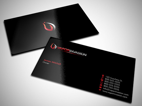 Using Apptech's Logo Business Cards and Stationery  Draft # 229 by Xpert