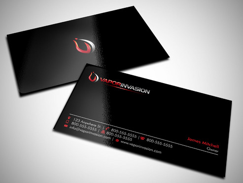 Using Apptech's Logo Business Cards and Stationery  Draft # 230 by Xpert