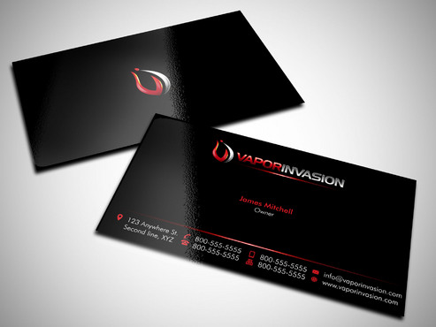 Using Apptech's Logo Business Cards and Stationery  Draft # 233 by Xpert