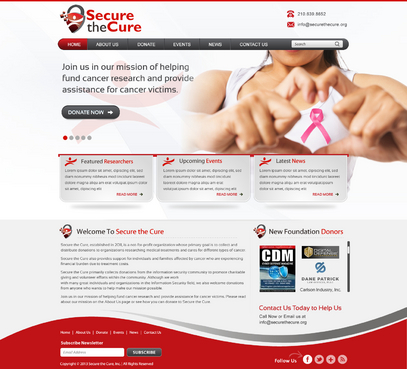 Secure the Cure, Inc.