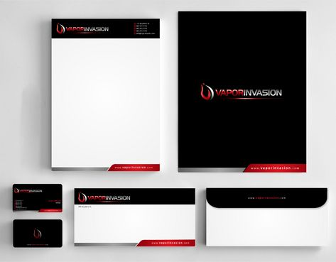 Using Apptech's Logo Business Cards and Stationery  Draft # 253 by Deck86
