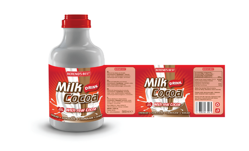 Relaunch of Milk-Cocoa-Drink