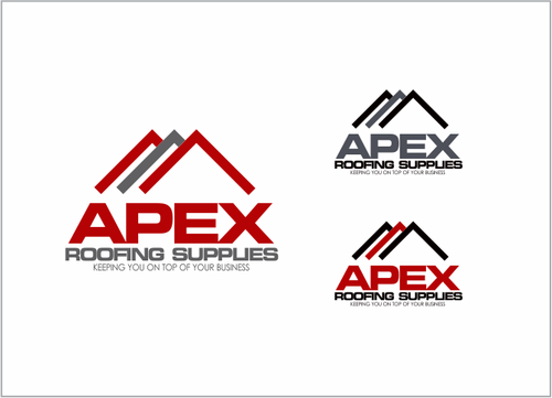 Page 1 Logo For Roofing Materials Line Of Products By Troydraper