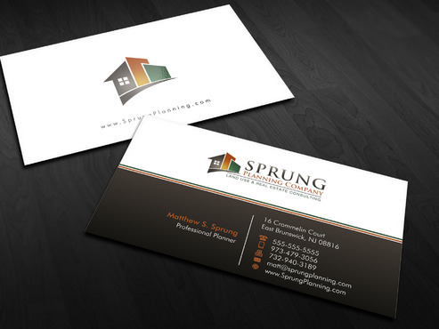 Matthew S. Sprung  Business Cards and Stationery  Draft # 3 by Xpert