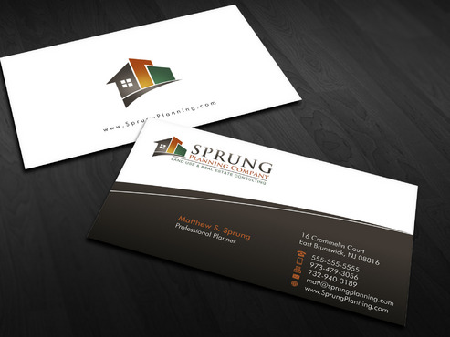 Matthew S. Sprung  Business Cards and Stationery  Draft # 4 by Xpert